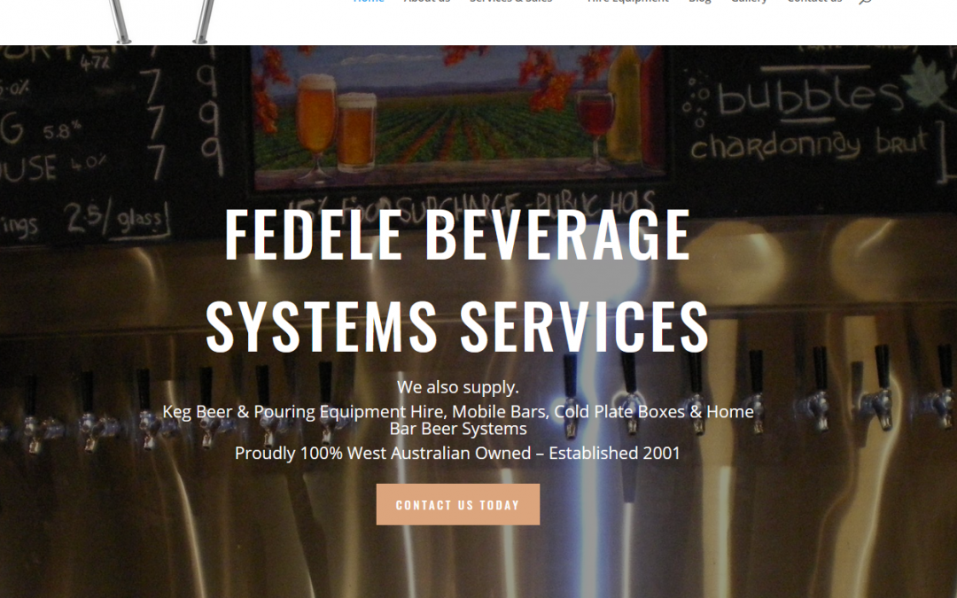 Brand New Beers Systems website launched